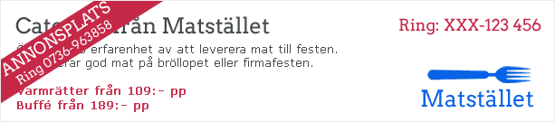 Annonsplats